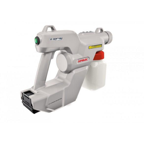 Comac E-Spray elektrosztatikus fertőtlenítőgép (40 mikron)
