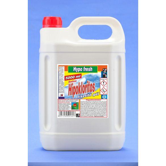 Dalma hipokloritos tisztító gél - 5 liter - Óceán