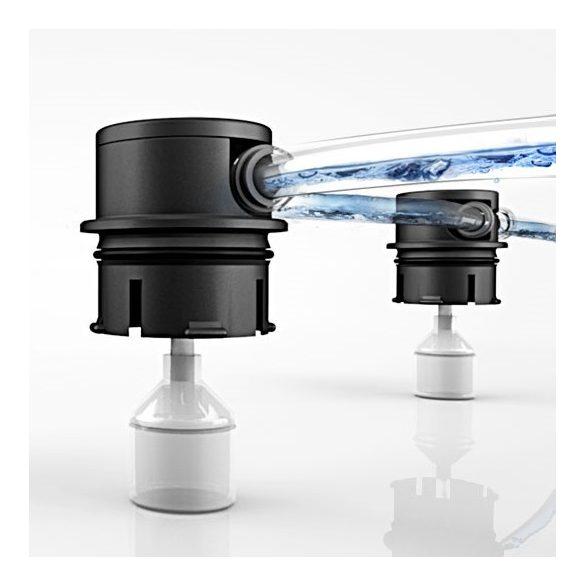 Savas akkumulátor úszó vízszintjelző
