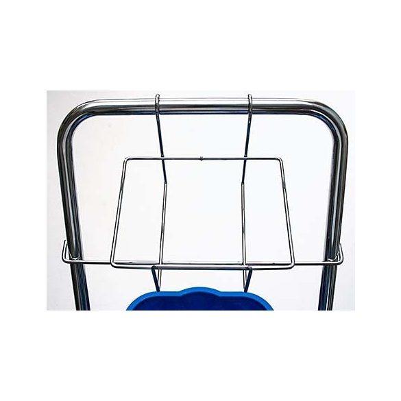 Vödörtartó - egyvödrös takarítókocsihoz (fogantyúra akasztható)