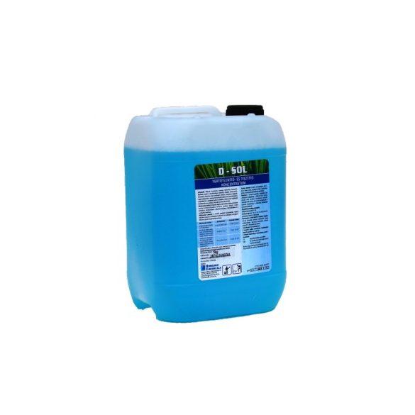 D-Sol Fertőtlenítő és tisztító koncentrátum