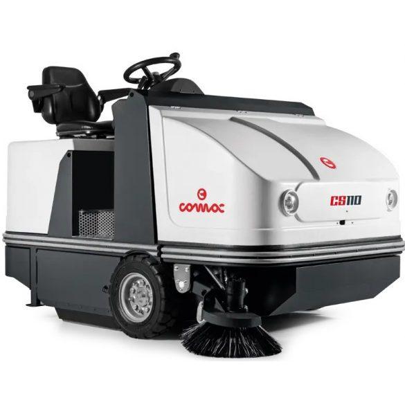 Comac CS110 B akkumulátoros ipari seprőgép