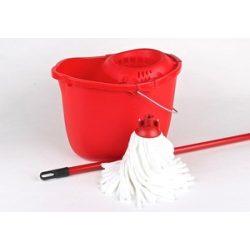 Felmosó készlet + 1 ajándék viszkóz mop