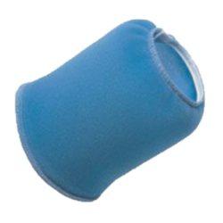 TMB motorvédő szivacs szűrő - kék