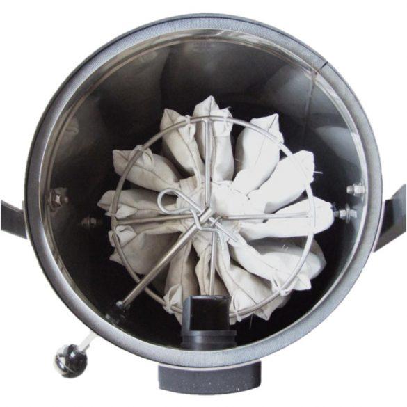 Poliészter csillagszűrő - M251 porszívóhoz - 428566