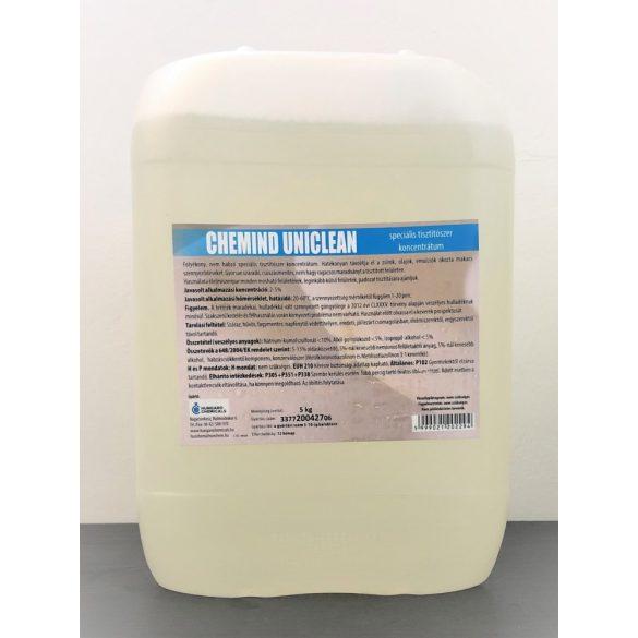 Chemind Uniclean - enyhén lúgos gépi tisztítószer