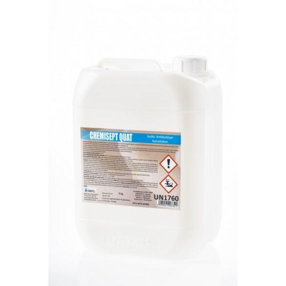 Chemisept Quat /LF/ - fertőtlenítő gépi tisztítószer (20kg)