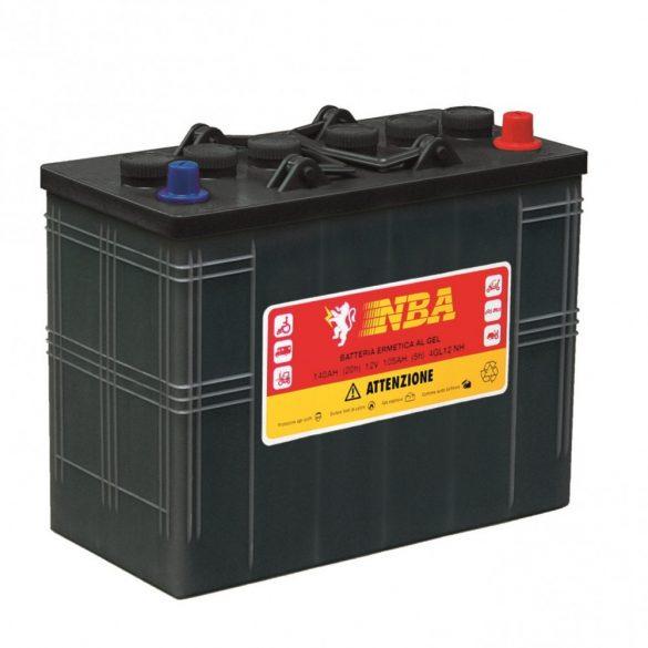Zselés akkumulátor - NBA 4 GL12NH