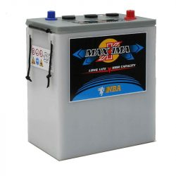 Savas akkumulátor - NBA Maxxima