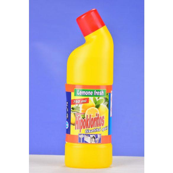 Dalma hipokloritos tisztító gél - 750ml