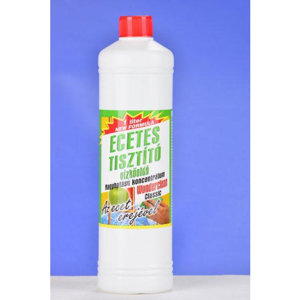 Ecetes tiszító - 1 liter