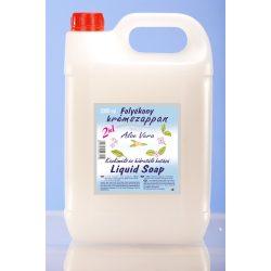Mild balzsamos folyékony szappan - 5 liter - Aloe Vera