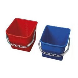 17 és 25 literes vödör (kék vagy piros színben)