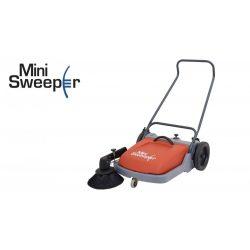 MiniSweeper manuális seprőgép